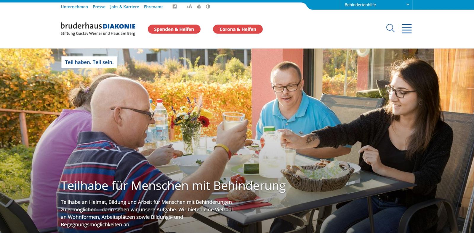 Behindertenhilfe Neckar-Alb Home