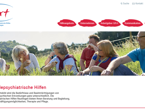 Gemeindepsychiatrische Hilfen Reutlingen – GP.rt