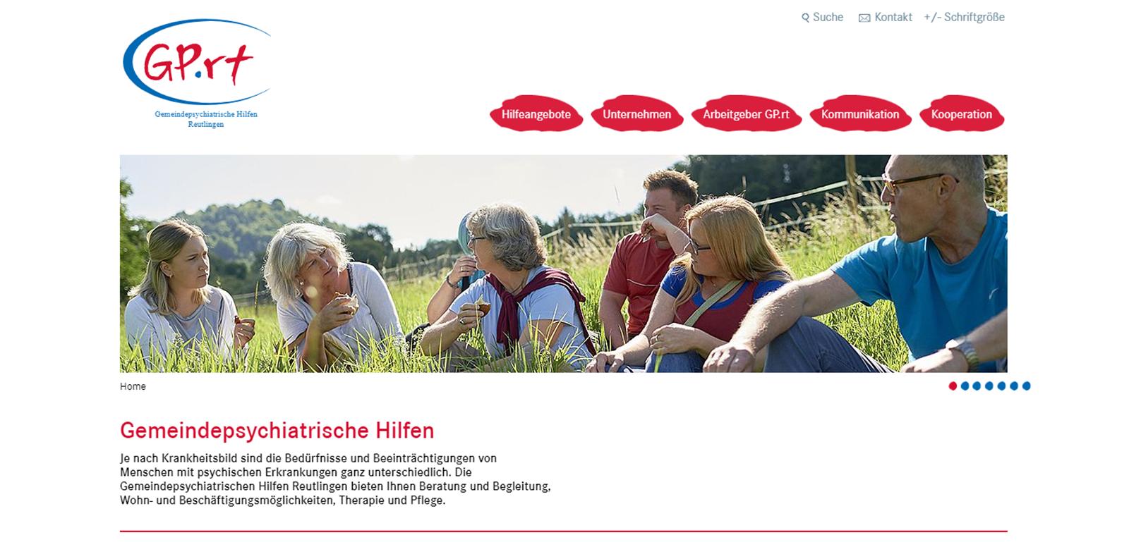 Gemeindepsychiatrische Hilfen Reutlingen Home