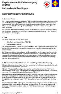 PSNV-Kooperation