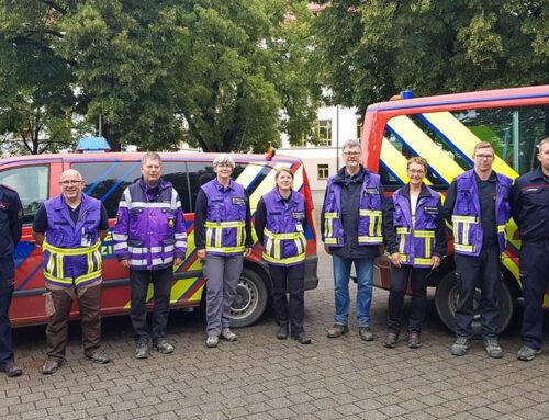 Pressemitteilung: Notfallseelsorge-Unterstützung durch Landkreis Reutlingen im Ahrtal